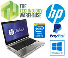 """Hp Elitebook 2560p 12"""" Hd Lightweight Laptop With Fast Ssd And Windows 10 Pro"""