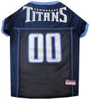 Dog Puppy NFL Jersey Shirt - Tennessee Titans  - Officially Licensed - Medium $19.97 USD on eBay