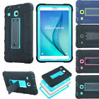Hybrid Armor Stand Case Cover for Samsung Galaxy Tab A E 8.0 in 9.6 in T375 T561