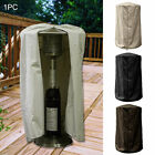 Garden Zipper Closure Rainproof Dustproof Patio Heater Cover Outdoor Sunscreen