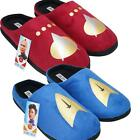 Star Trek Mens Mule Slippers Next Generation/Discovery Uniform Design on eBay