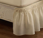 Wrap Around Solid Ruffled Bed Skirt - EasyFit™ image