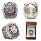 2019 FIRST WORLD SERIES Washington Nationals Championship Ring Size 6-15 New on Ebay