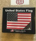DURA-LITE ® Series American US Flag Heavy Duty Nylon Embroidered Stars Sewn 3X5