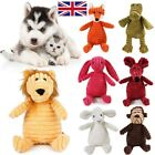 UK Xmas Soft Pet Puppy Chew Play Squeaker Squeaky Cute Plush Sound For Dogs Toy*