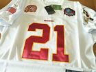 White BRAND NEW REDSKINS #21 Sean Taylor 2patch sewn Jersey Free shipp Men's sz $62.99 USD on eBay