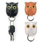 Kyпить Owl Key Holder Wall Mounted Magnetic Key Holder Home Decor Creative New на еВаy.соm