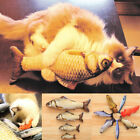 Cat Wagging Fish Realistic Plush Realistic Cat Toys Catnip Fish Mint Pet Stuffed