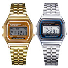 CASIO Men Wrist Watch LED Best Retro Digital Unisex Classic New Unisex Women  image