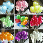 Kyпить 100pcs Colorful Latex Balloon 10 inch Pearl Wedding Birthday Bachelorette Party на еВаy.соm