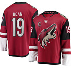 Shane Doan Arizona Coyotes 19 stitched jersey red Mens Game Player