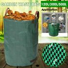 Large Capacity Heavy Duty Garden Waste Bag Durable Reusable Waterproof Container