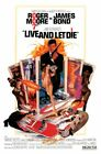 Live and Let Die Bond Movie Poster Iron on Heat Tee T-Shirt Transfer $3.9 USD on eBay