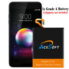 UPGraded AceSoft 3970mAh Replacement BL-T36 Li-ion Battery for LG K30 SmartPhone