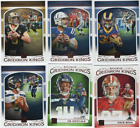 2019 Donruss Football - Gridiron Kings, All Time, Rookie Kings Choose Card #'s $0.99 USD on eBay