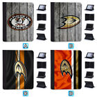 Anaheim Ducks Leather Case For iPad Mini 1 2 3 4 Pro 9.7 10.5 Air 5 6 $19.99 USD on eBay