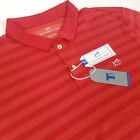 Southern Tide Mens T3 Tide to Trail Short Sleeve Performance Polo Shirt Striped