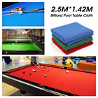 Professional 7ft/8ft Table Billiard Pool Table Cloth Felt Mat Cover Indoor $27.83 USD on eBay