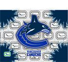Vancouver Canucks HBS Gray Navy Hockey Wall Canvas Art Picture Print $56.00 USD on eBay