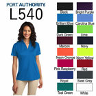 LADIES Port Authority L540 Dri Silk Touch Polo med L XL 2XL 3XL 4XL Golf Shirt