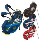 NEW Wilson Staff 2019 EXO Carry / Stand Golf Bag 5-way Top - Pick the Color!!