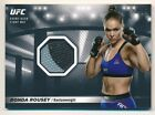 RONDA ROUSEY 2018 TOPPS UFC KNOCKOUT EVENT FIGHT MAT RELIC PATCH SP #23/99 $30Mixed Martial Arts (MMA) Cards - 170134