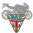 For Triumph Universal Bonneville Motorcycle sticker Fuel Tank Sticker $24.71 AUD on eBay
