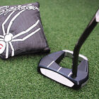TaylorMade Spider S Navy Single Bend Putter - Choose Your Length: 34/35 - NEW