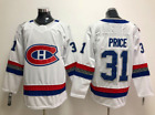 Carey Price Montreal Canadiens 31 stitched jersey white mens player game