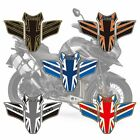For Triumph Tiger 800 2010-2017 Motorcycle sticker Fuel Tank Protector  -AU $25.22 AUD on eBay