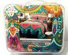 Lush Decor Boho Chic Boho Stripe Quilt Reversible 3 Piece bedspread Coverlet Bed
