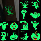 tattoo sticker Xmas pattern  party luminous sticker personalized fashion $2.15 USD on eBay