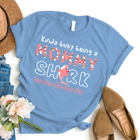 Kinda Busy Being A Mommy Shark Doo4 Best Shirt for Mothers Day Gildan