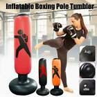 Kyпить Free Standing Punching Bag Boxing Cardio Kickboxing Fitness Training Adult MMA  на еВаy.соm