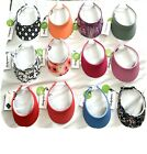 Womens Pretty Golf Visors by Daily Sports Golf~Great Price~LACY STYLE~12 Colours