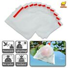 100pcs Garden Plant Fruit Protect Drawstring Non-wove Bag Anti Insect Bird Netti