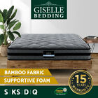 Giselle Mattress Queen Double King Single Firm Foam Pocket Spring 22cm