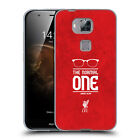 OFFICIAL LIVERPOOL FOOTBALL CLUB KLOPP ICONS SOFT GEL CASE FOR HUAWEI PHONES 2