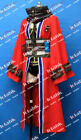Final Fantasy X Auron Female Vesrion Cosplay Costume