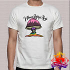 The Allman Brothers Band Logo Music Legend Men's White T-Shirt Size S - 3XL image