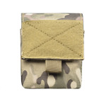 Military Pouch Tactical Single Pistol Magazine Sheath Airsoft Hunting Ammo Bag