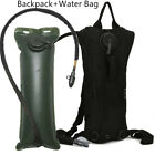 3L-Water-Bladder-Bag-w-Hydration-Backpack-Pack-Hiking-Camping-Cycling-Outdoor