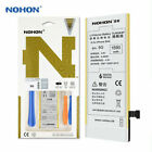 NOHON Battery Replacement High Capacity Power For iPhone 7 6 6S Plus 5 5S 5SE