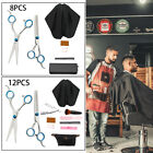 Kyпить Professional Barber Hairdressing Scissors Thinning Hair Cutting Shears Salon Set на еВаy.соm