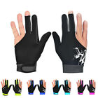 1Pc 3 Fingers Snooker Billiard Glove Breathable Right Left Hand Cue Sports AU $17.49 AUD on eBay