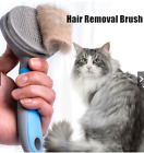Pet Dog Hair Removal Grooming Tool Comb Cat Puppy Remover Bath Brush Deshedding