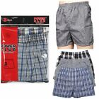 POWER CLUB Men's Boxer Shorts 3-6-9-12 Pieces Brand New Size XL Extra Large