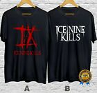 Ice Nine Kills Heavy Metal Band T-Shirt Cotton 100% S-4XL USA size Fast Shipping image