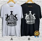 MAUSER FIREARMS Arm Brand Mfg T-Shirt Cotton 100% S-4XL USA sz Fast Shipping image