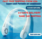 Kyпить Neck Fan Portable Personal Cooling Hanging Around Neck Wearable Lazy Neckband ???? на еВаy.соm